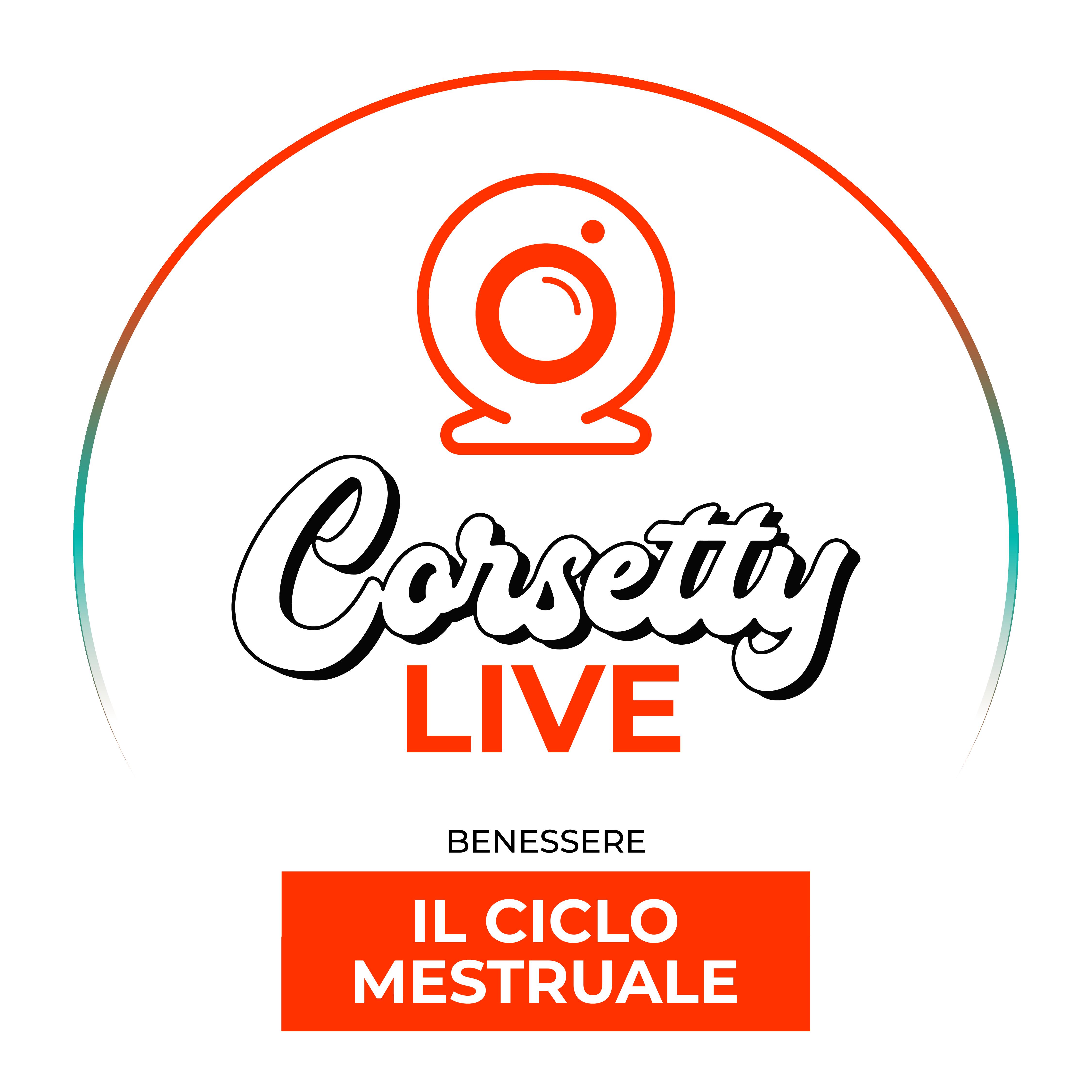 Corsetty – live: CICLO MESTRUALE