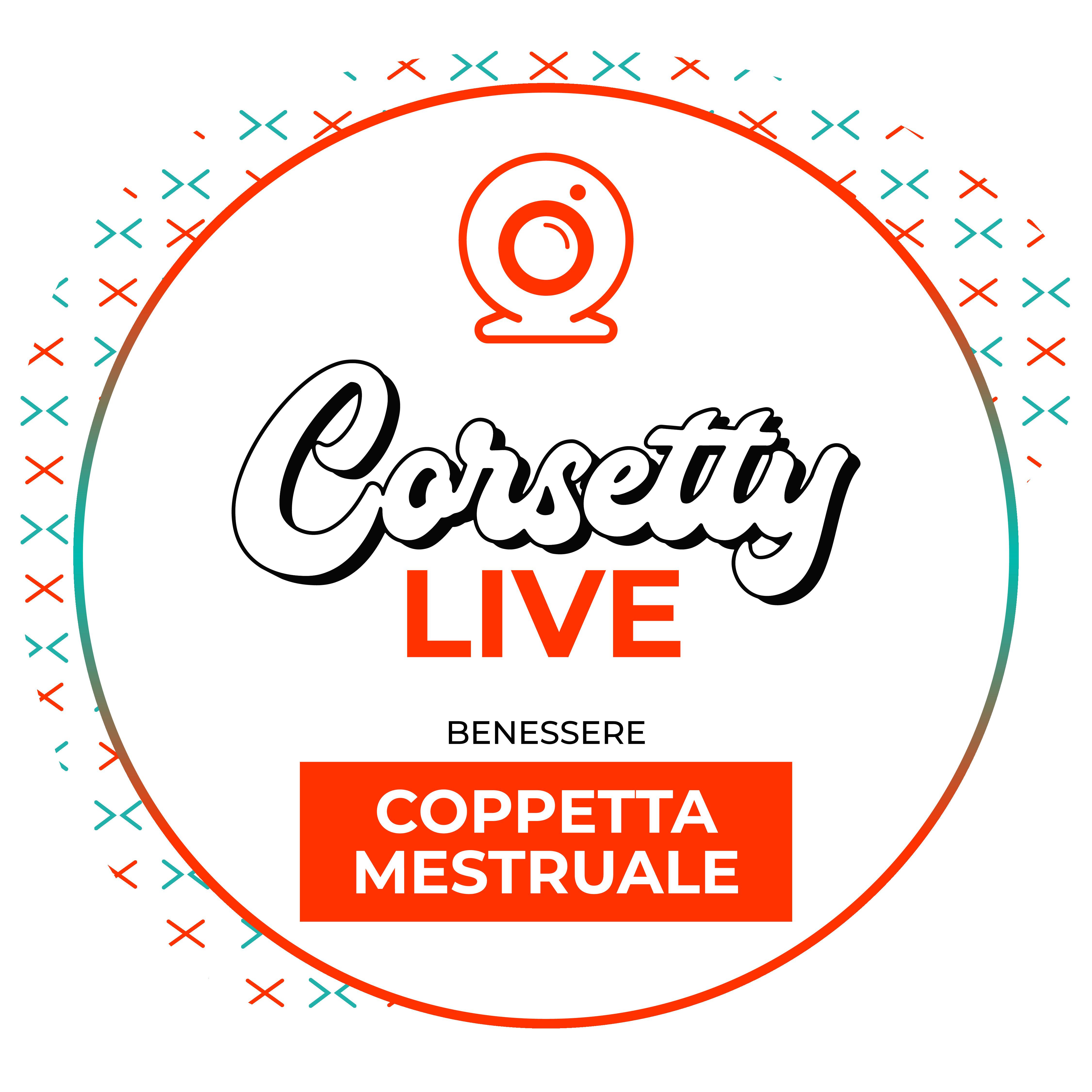 Corsetty – live: COPPETTA MESTRUALE