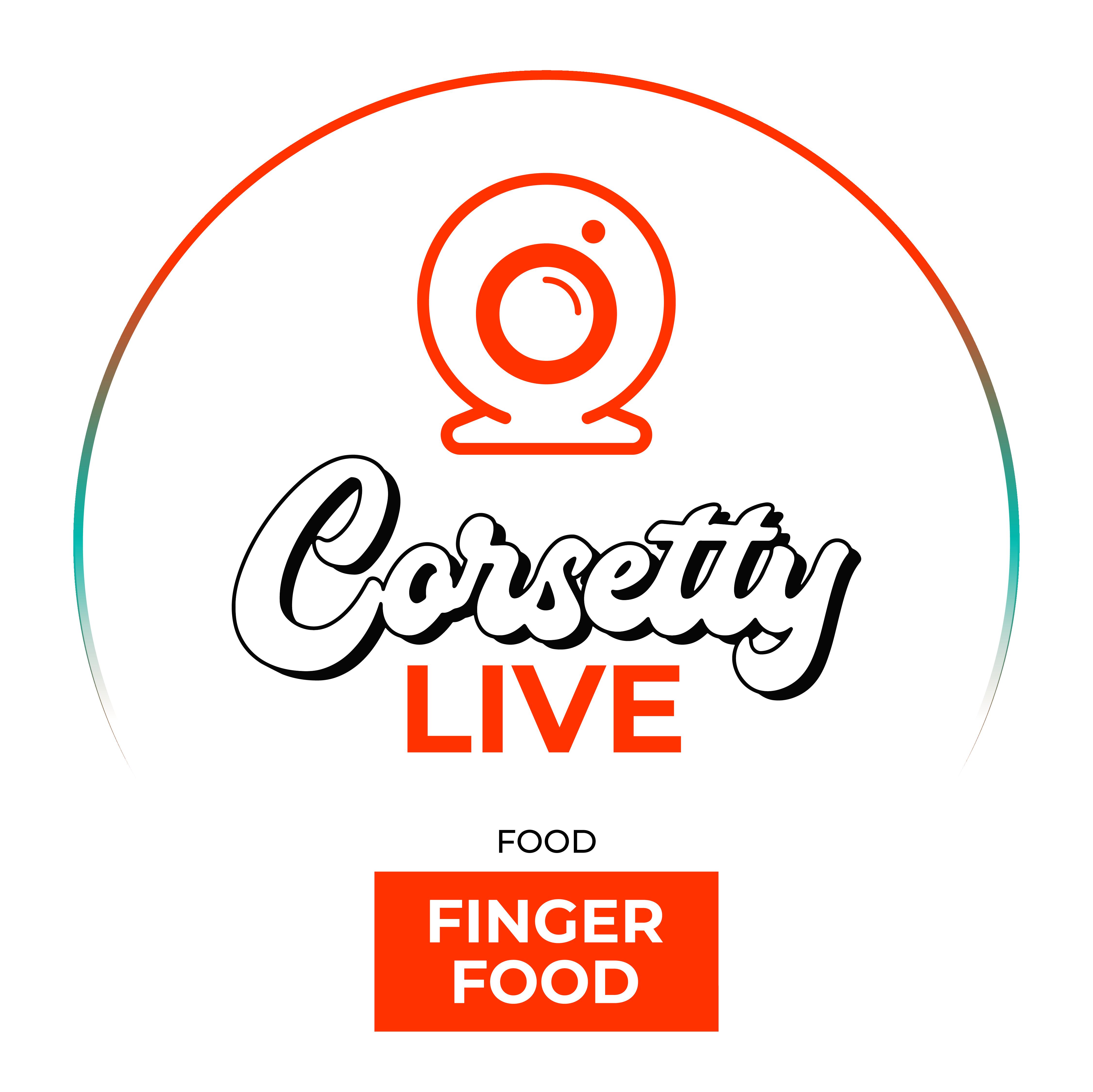 Corsetty – live: Finger food