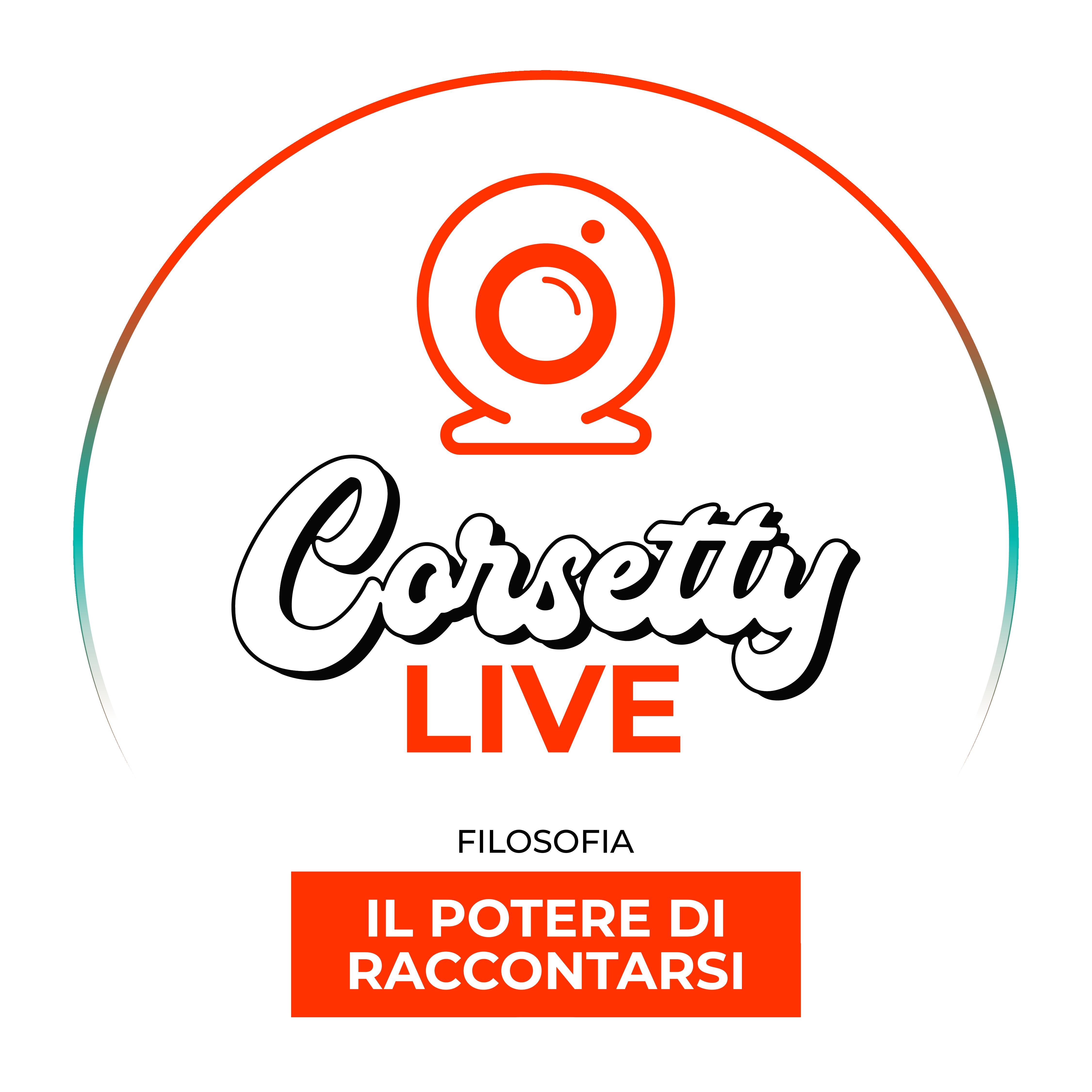 Corsetty – live: IL POTERE DI RACCONTARSI