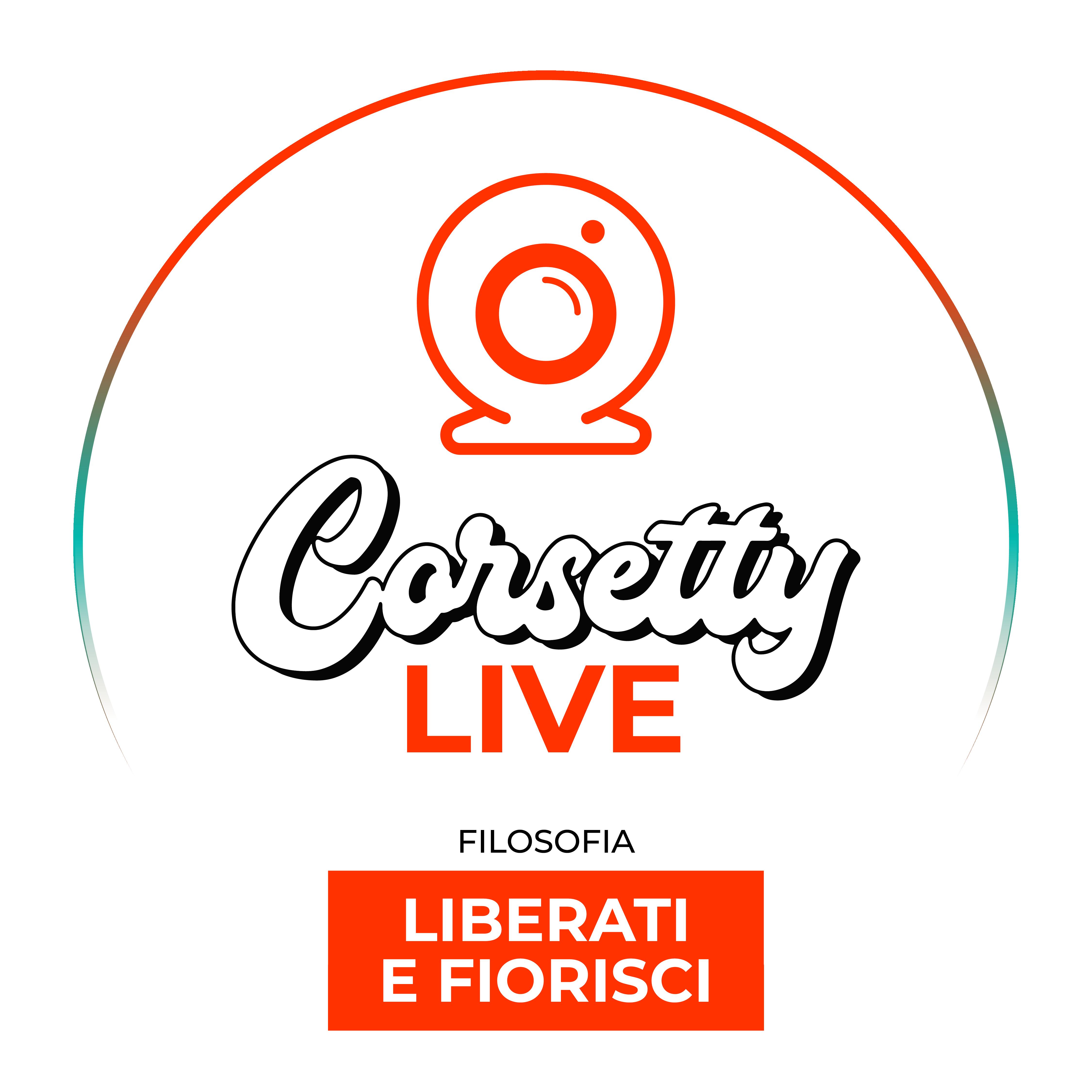 Corsetty – live: LIBERATI DALLA BRAVA BAMBINA E FIORISCI