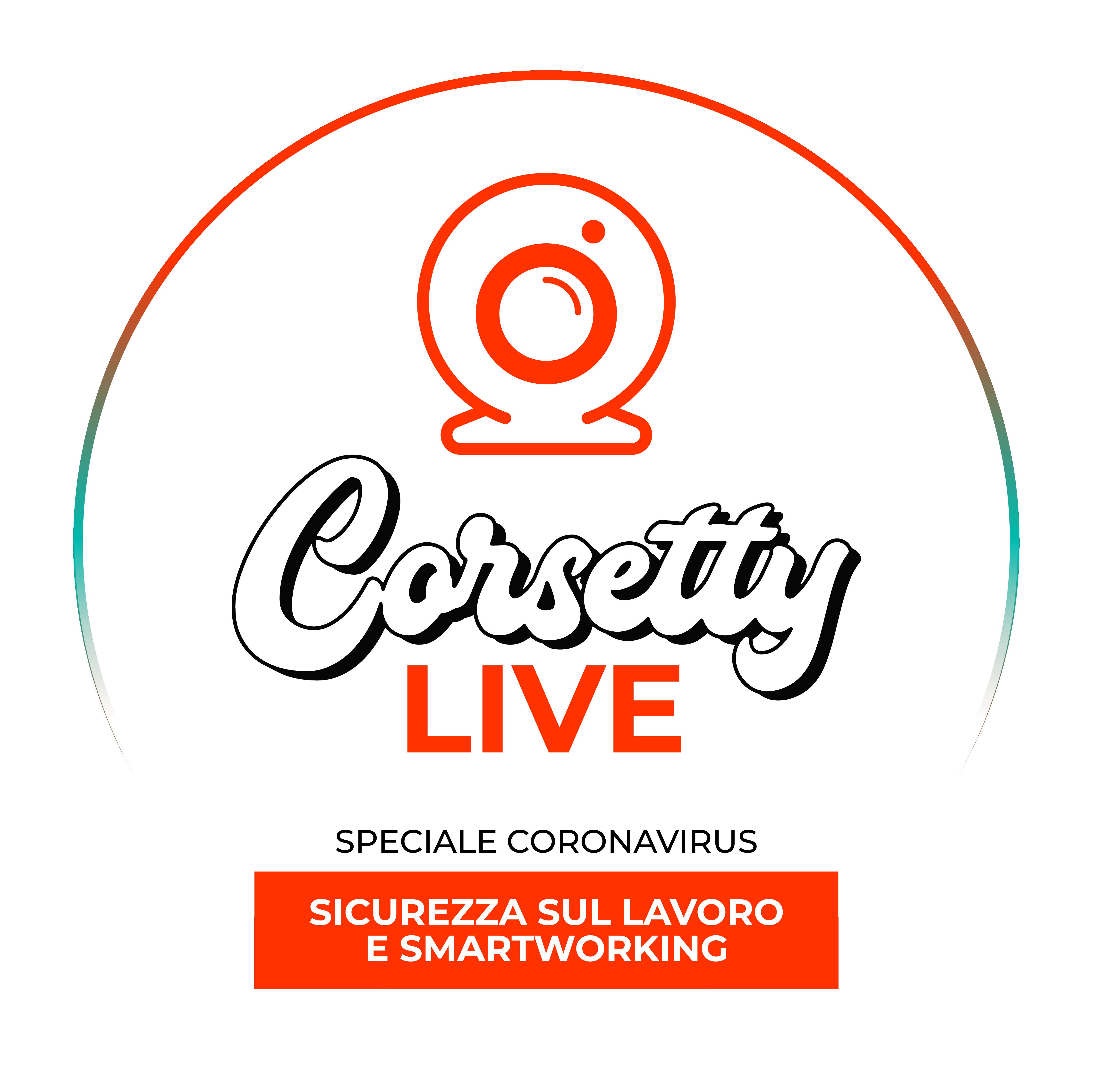 SPECIALE CORONAVIRUS: sicurezza sul lavoro e smartworking