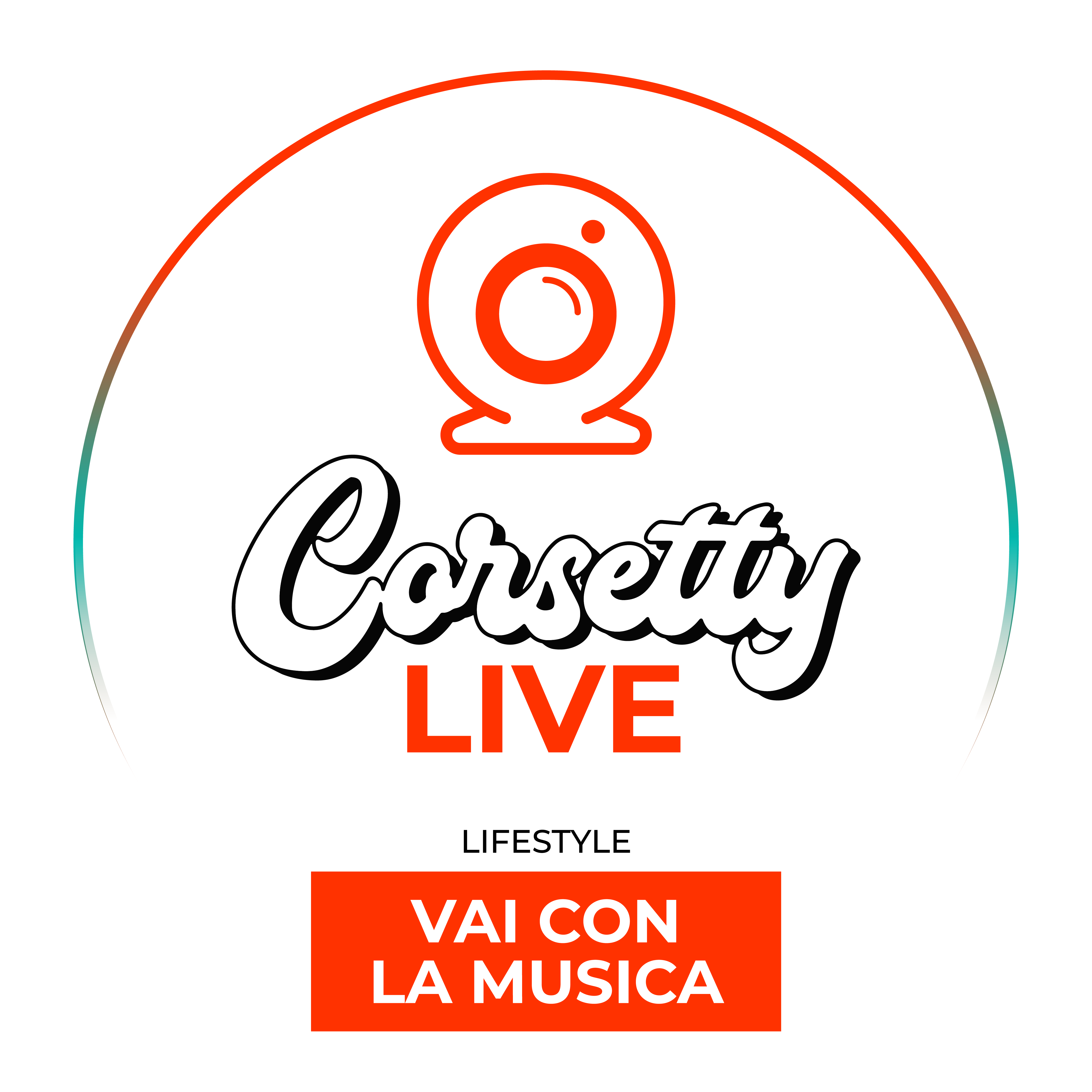 Corsetty – live: Vai con la musica