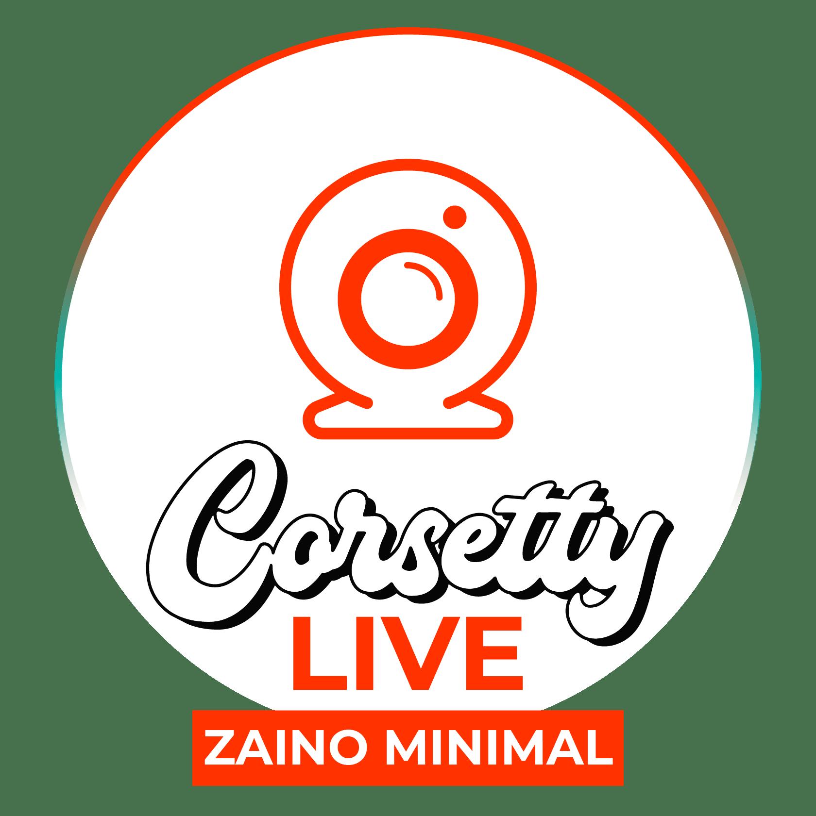 Corsetty – live: ZAINO MINIMAL