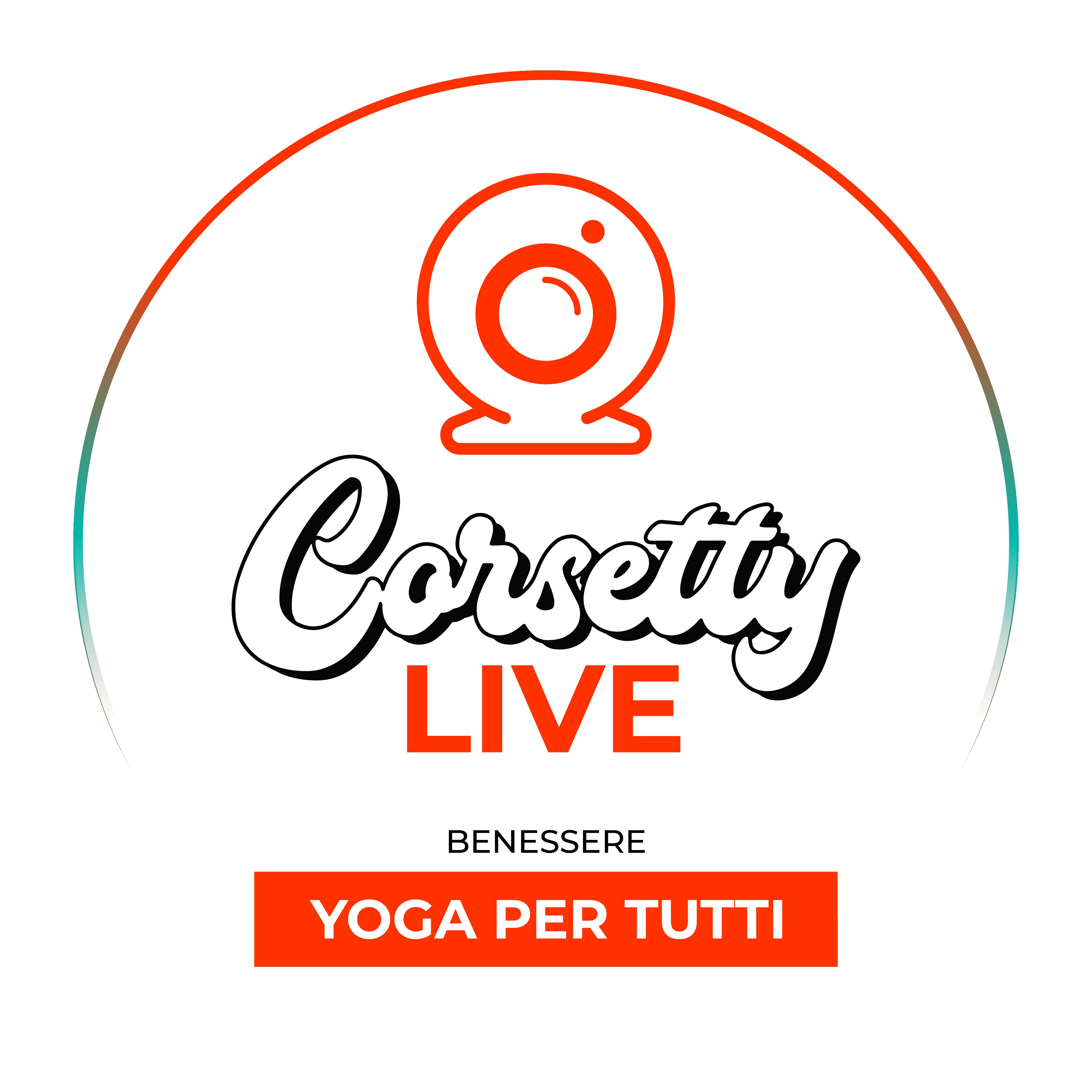 Corsetty – live: YOGA PER TUTTI