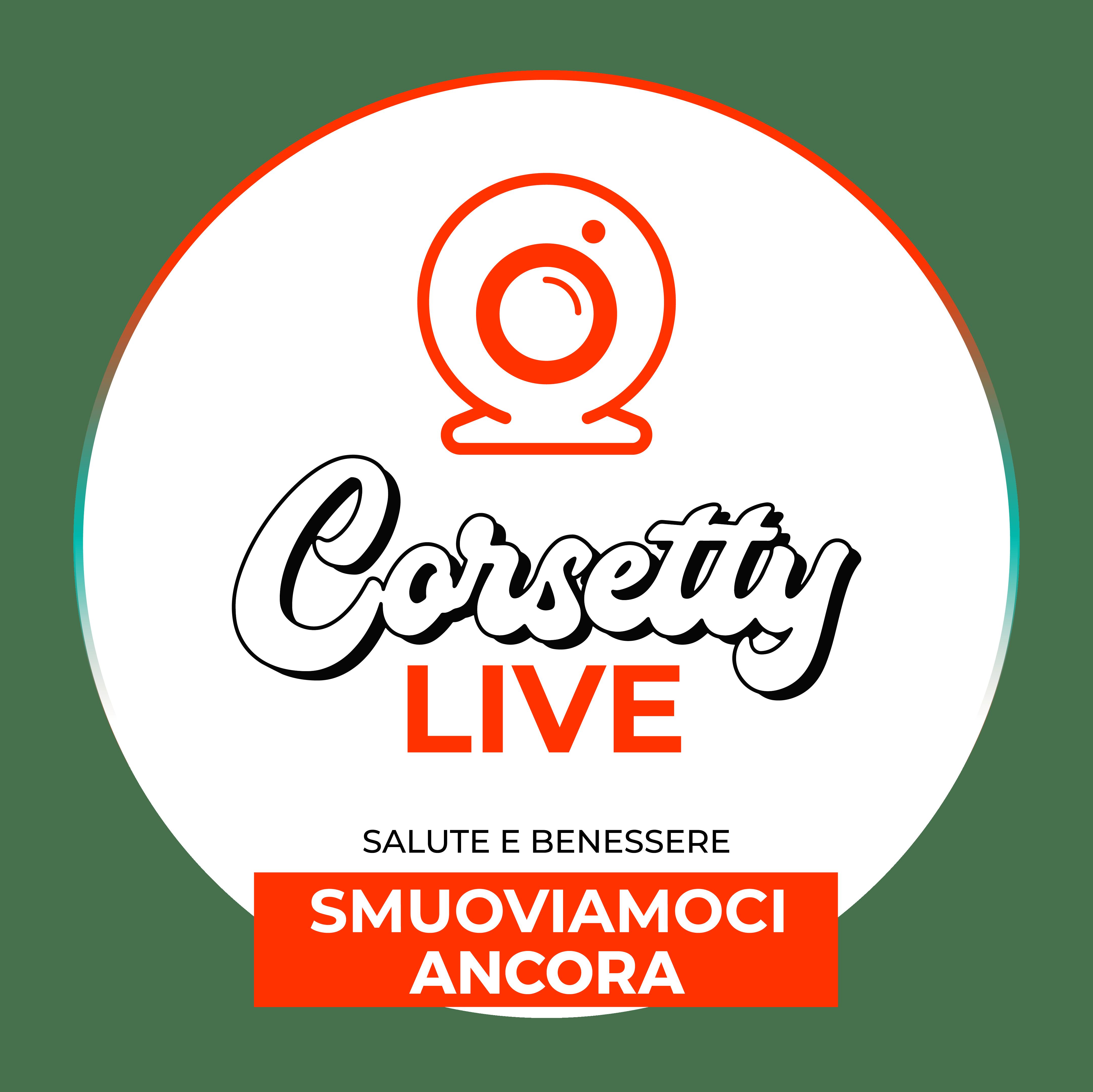 Corsetty – live: Smuoviamoci ancora