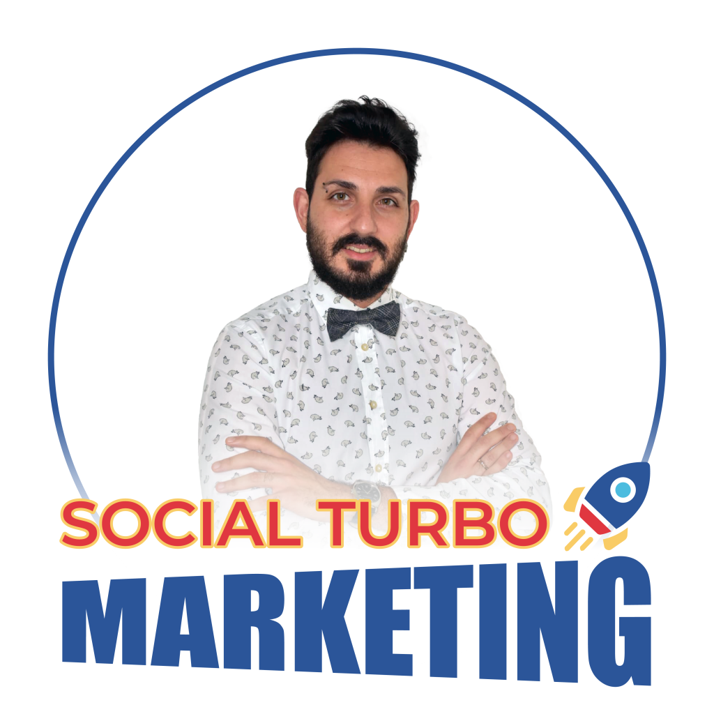 Social Turbo Marketing, il corso in cui Carlo Tumino vi spiega TUTTO sul social media marketing