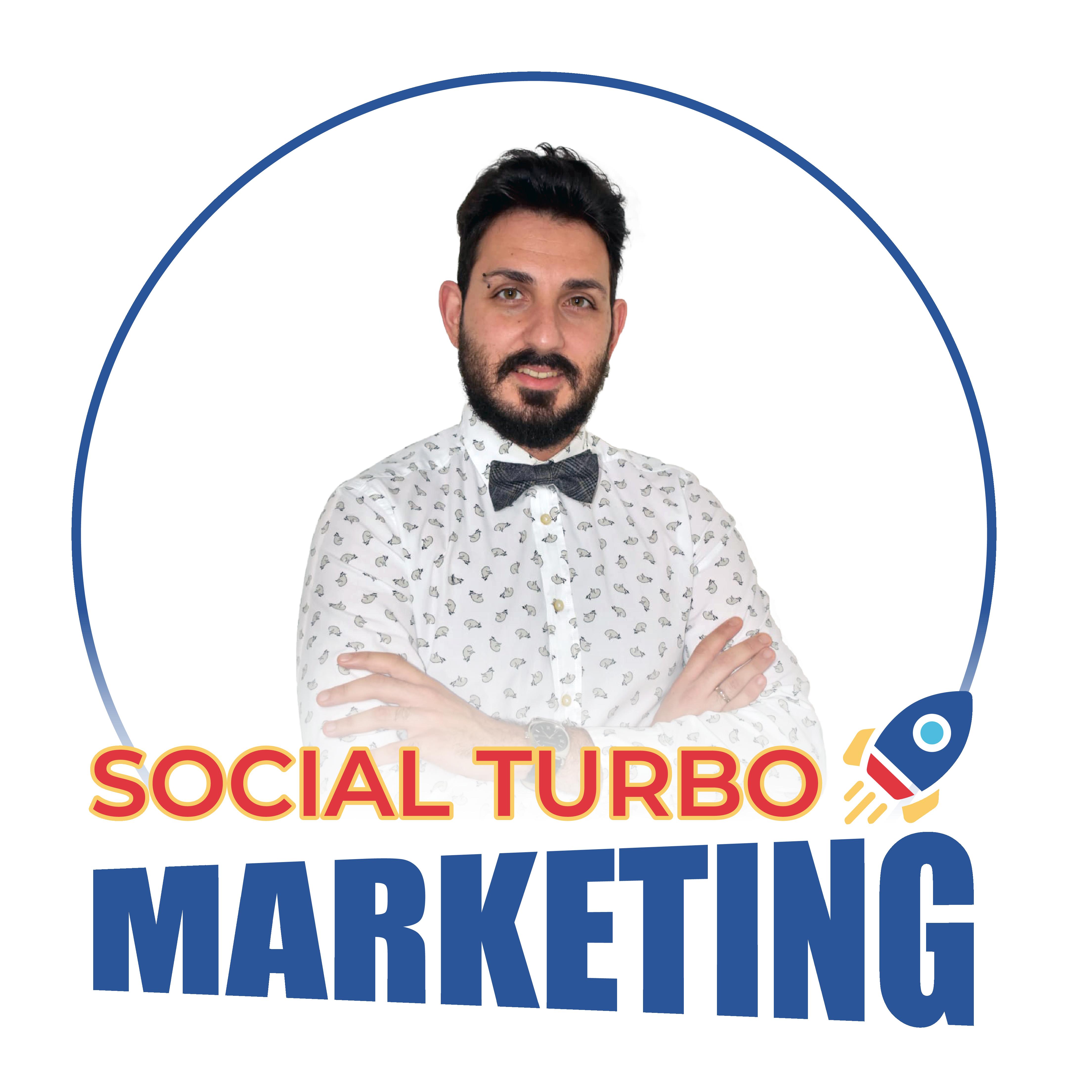 Social turbo marketing