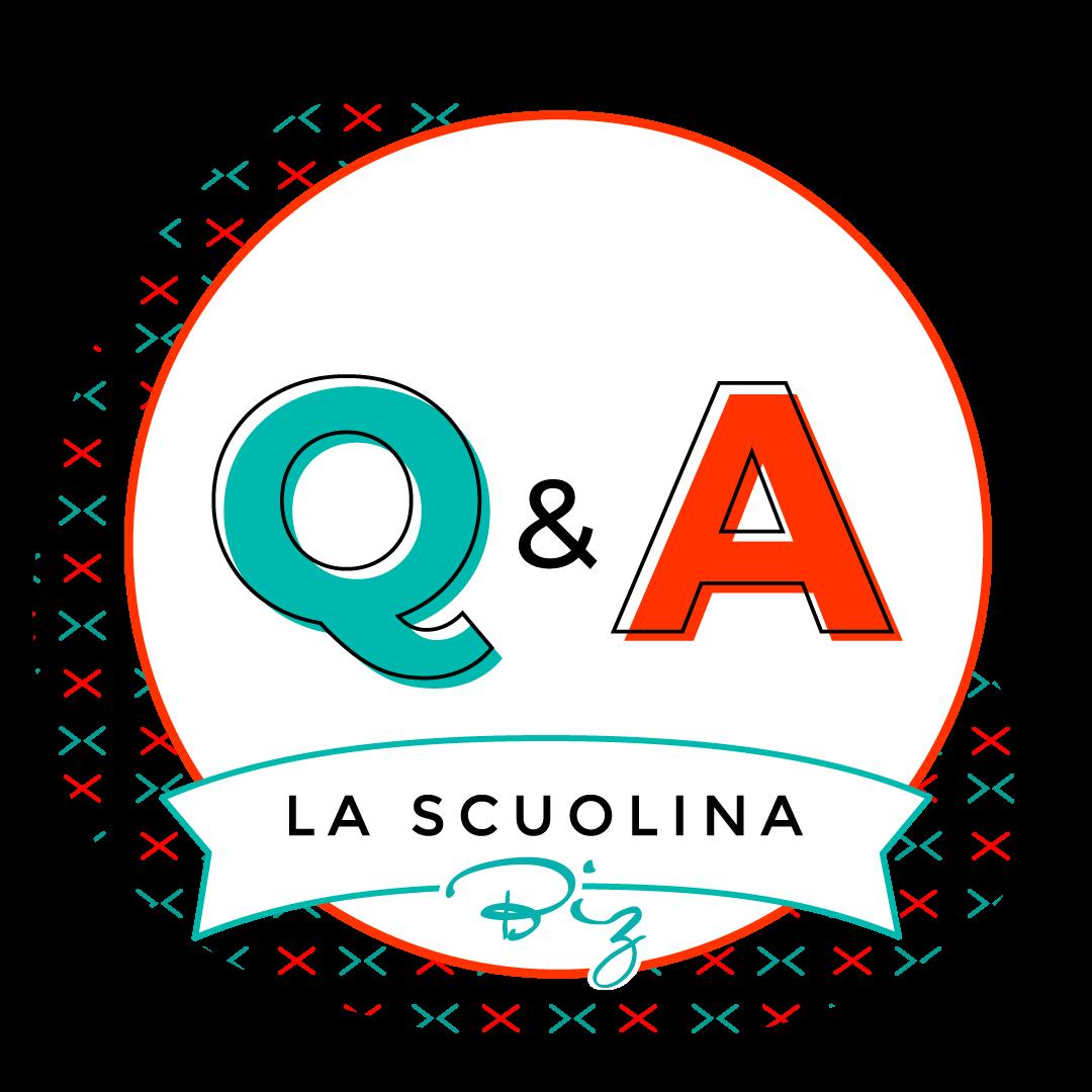 Q&A Scuolina BIZ