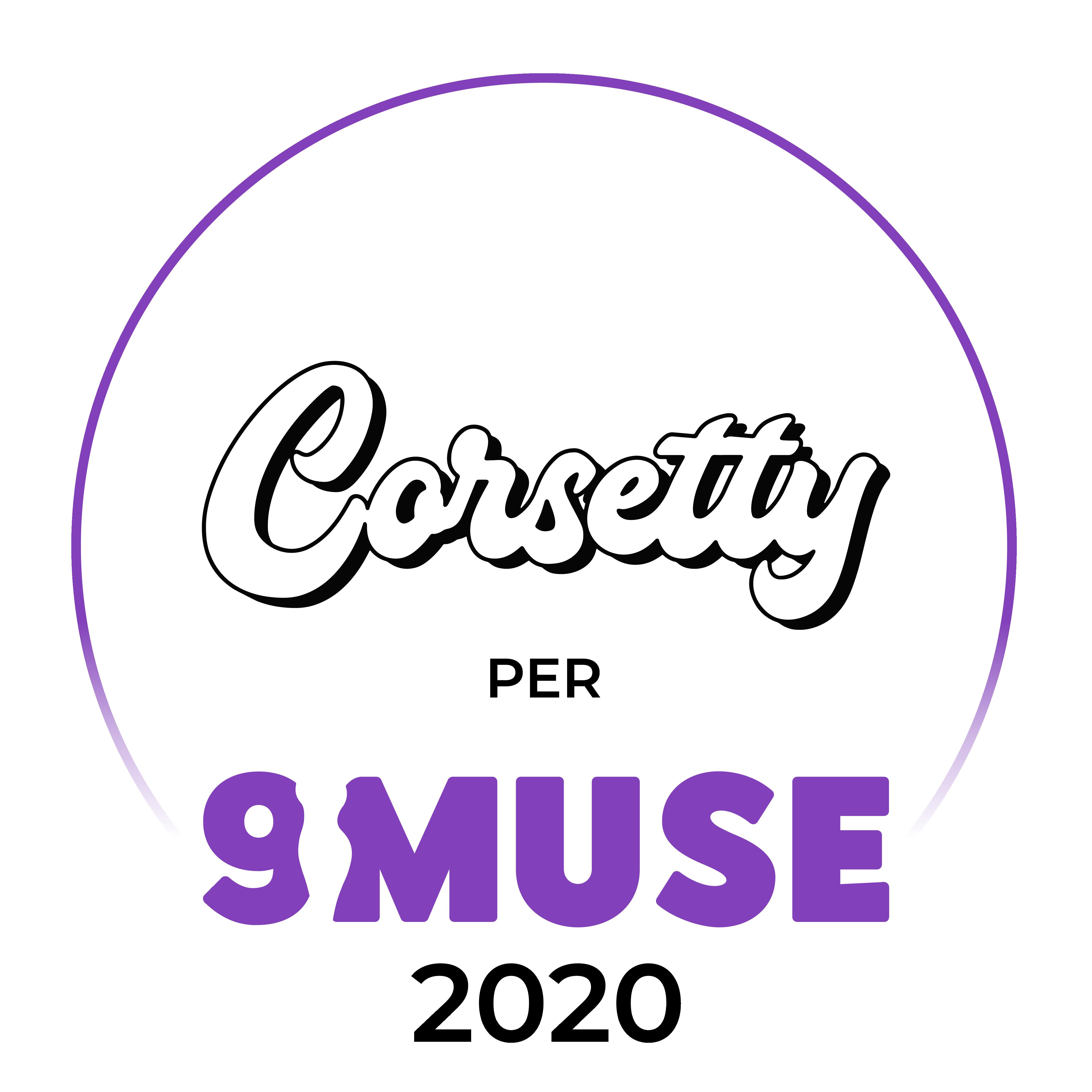 Corsetty per 9 Muse