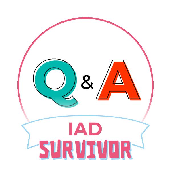 Q&A IAD Survivor