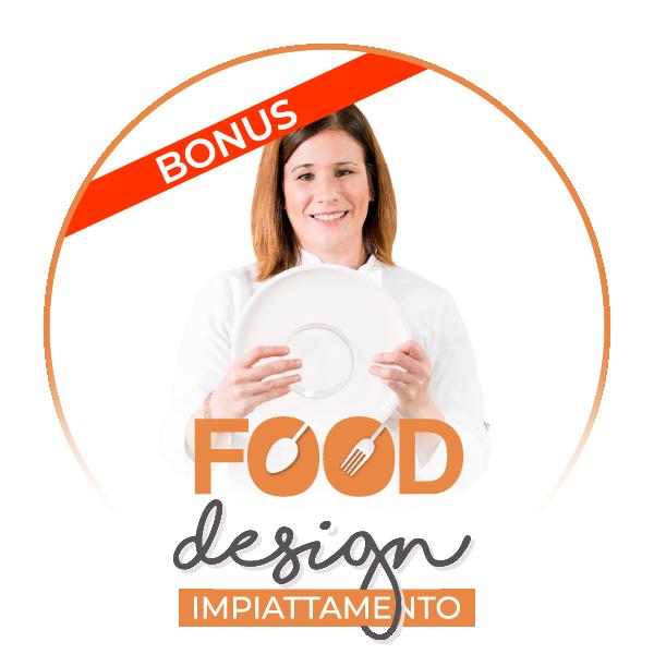 Food Design – Impiattamento BONUS FINGER FOOD