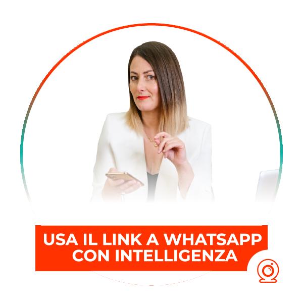 BONUS Usa il link a WhatsApp con intelligenza