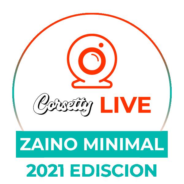Corsetty – live: ZAINO MINIMAL 2021